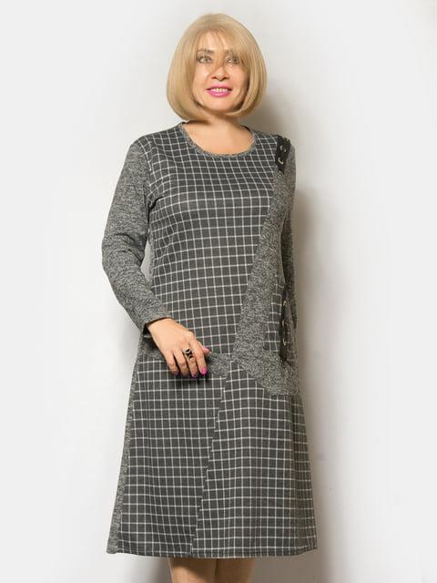 Платье серое LibeAmore 5243285