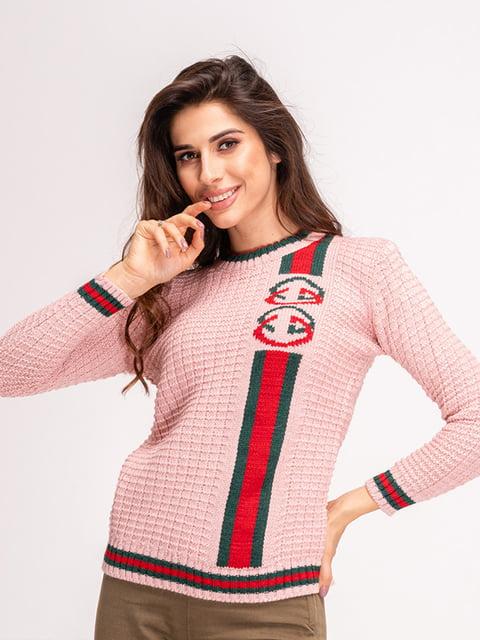 Джемпер розовый Magnet 5243455