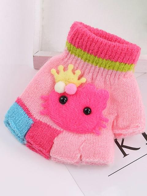Митенки розовые Top Baby 4655274