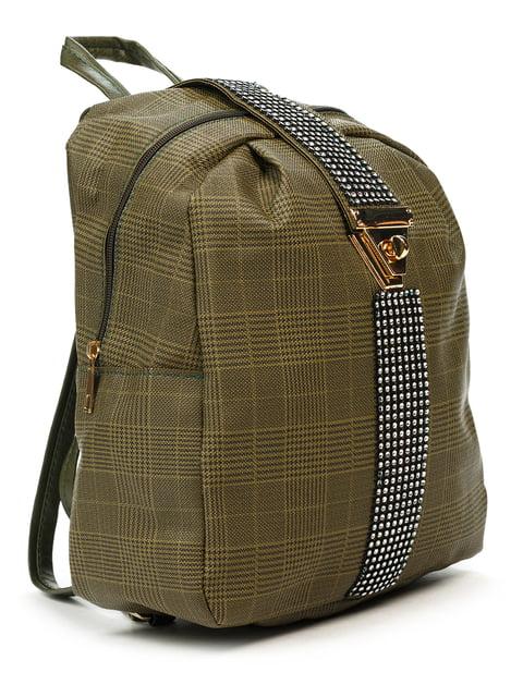 Рюкзак кольору хакі Chicago Polo 5218674