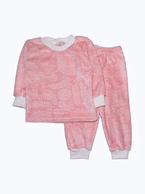 Піжама: кофта та штани Малыш 5244426