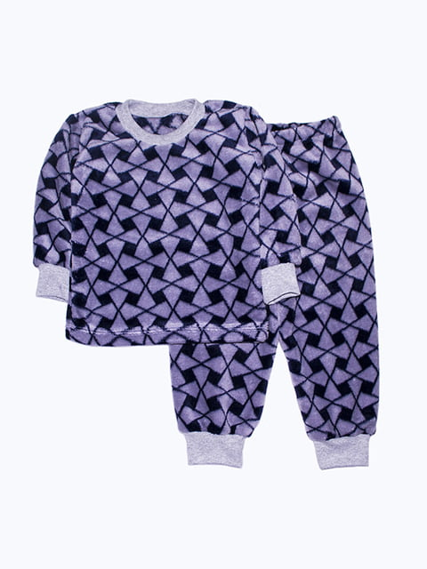 Піжама: кофта та штани Малыш 5244427