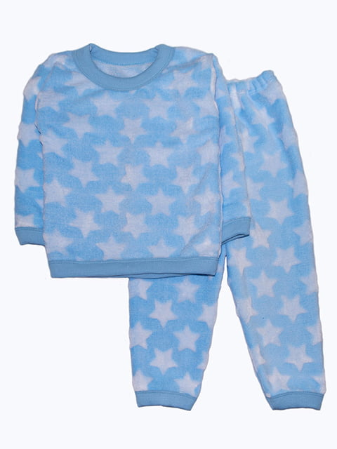 Піжама: кофта та штани Малыш 5244430