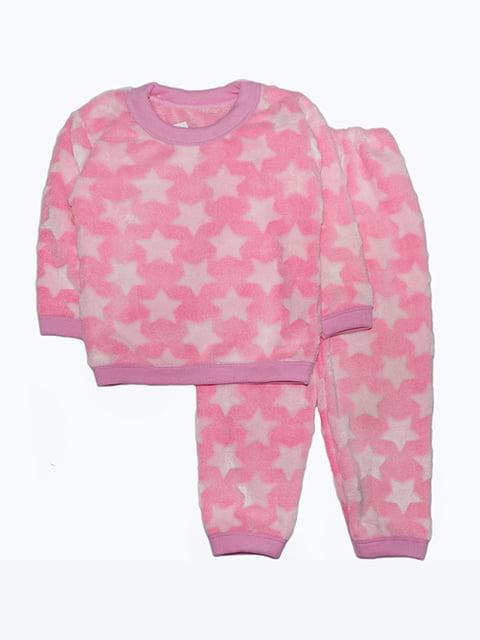 Піжама: кофта та штани Малыш 5244433