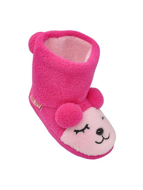 Тапочки розовые Home Story 5245592