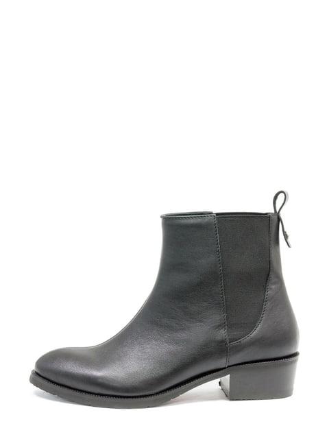 Ботинки черные Gino Figini 5246084