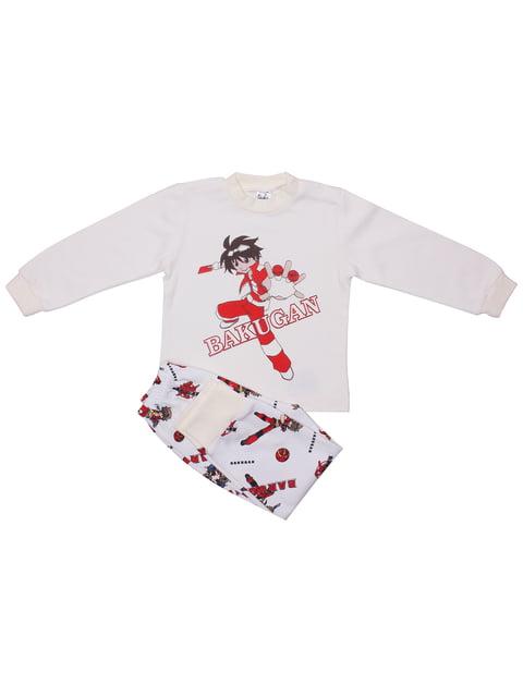 Піжама: джемпер і штани Валери текс 5246889
