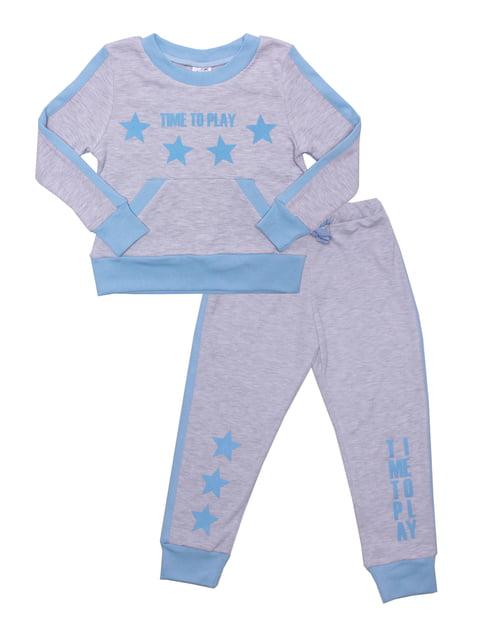 Комплект: джемпер і штани Валери текс 5248071