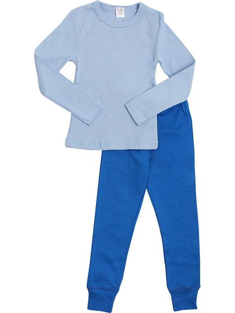 Комплект: лонгслів і штани Валери текс 5248603
