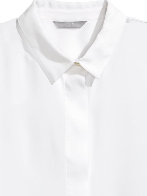 Блуза белая H&M 5244335