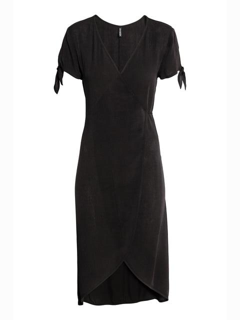 Платье черное H&M 5244661