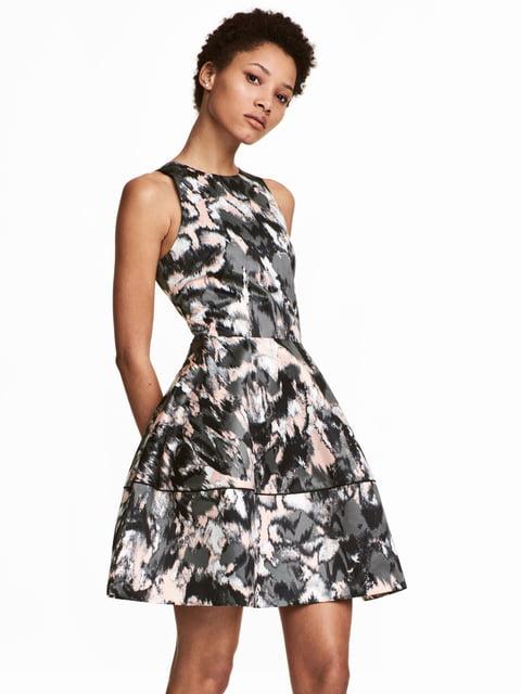 Платье зеленое H&M 5244797