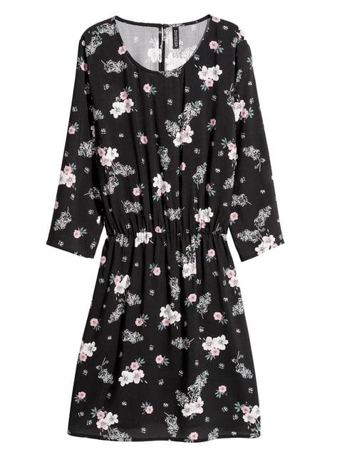 Платье черное H&M 5244811