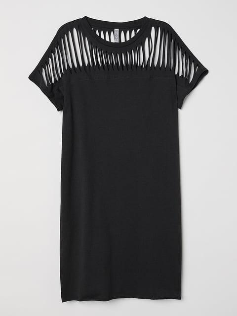 Платье черное H&M 5244862