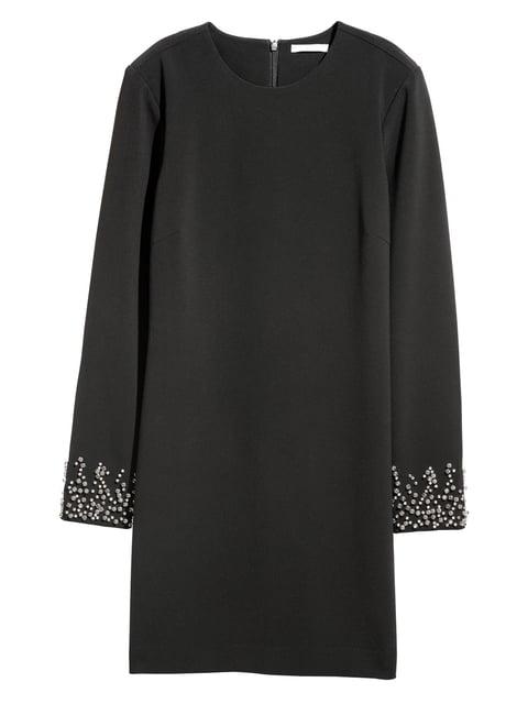 Платье черное H&M 5244878