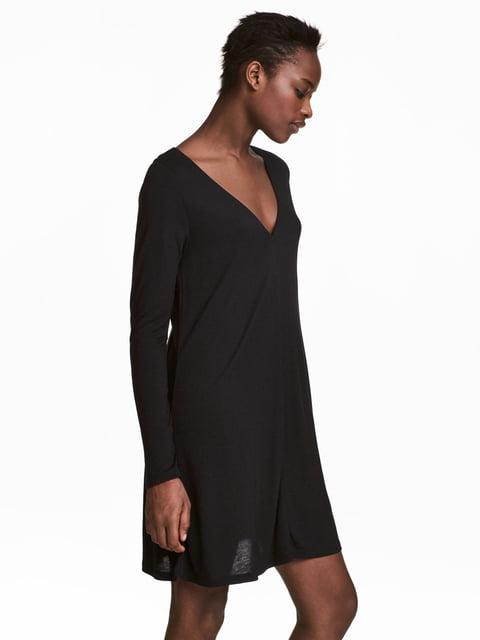 Платье черное H&M 5244951