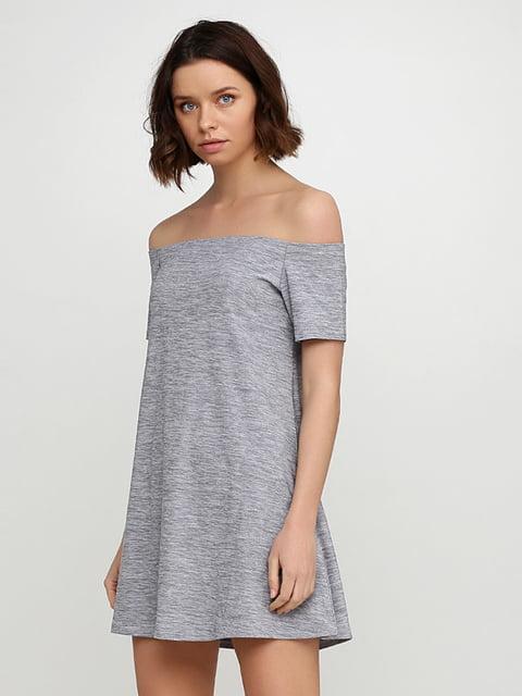 Платье серое H&M 5245004