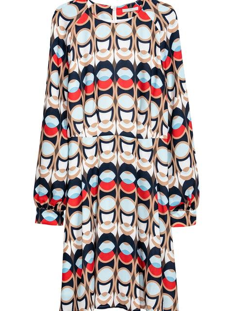 Платье комбинированной расцветки H&M 5245056