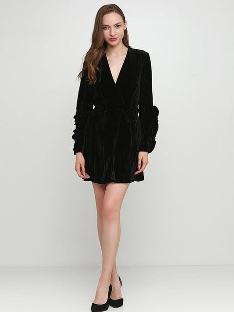 Платье черное H&M 5245066