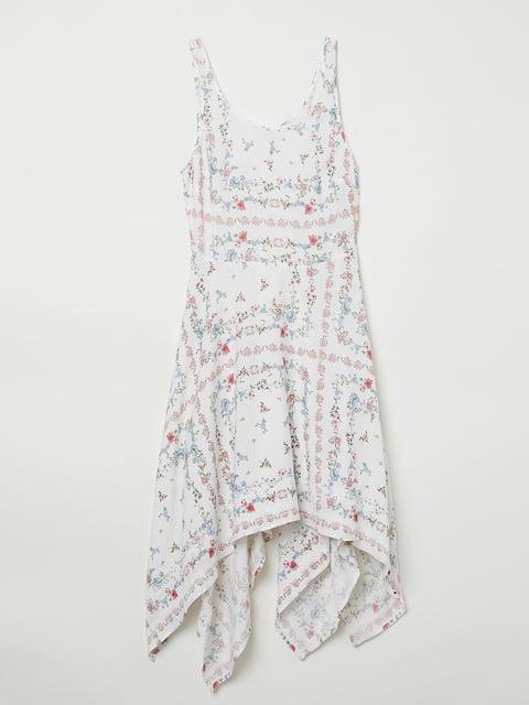 Платье белое H&M 5245074