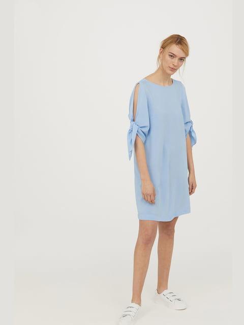 Платье голубое H&M 5245086