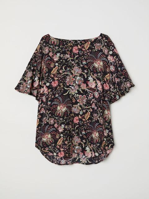 Блуза черная H&M 5245106