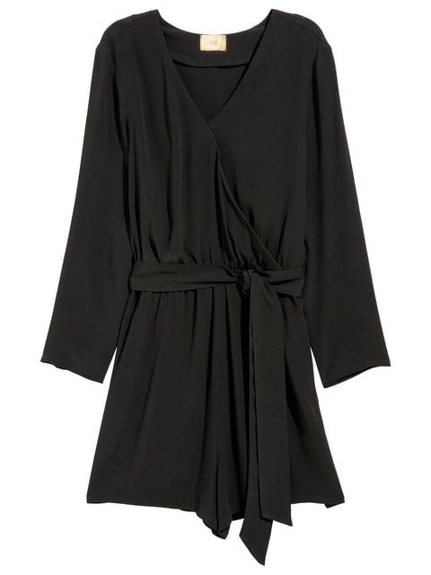 Комбинезон черный H&M 5245130