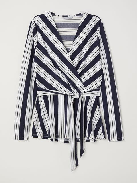 Блуза в полоску H&M 5245132
