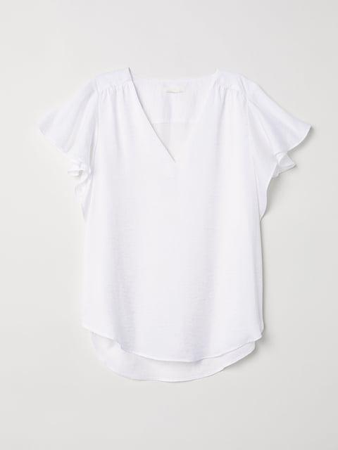 Блуза белая H&M 5245147