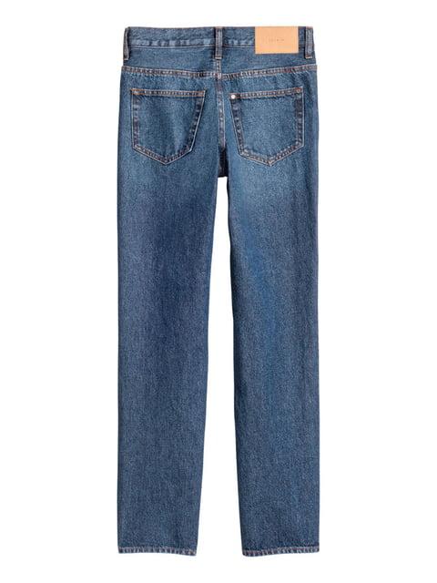 Джинсы синие H&M 5245235
