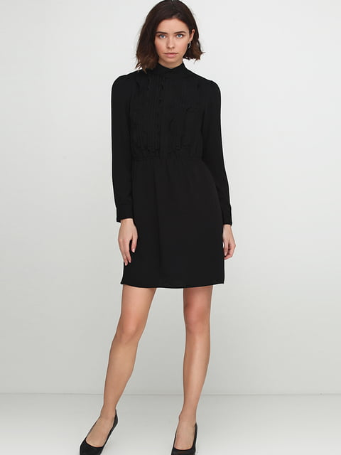 Платье черное H&M 5245243