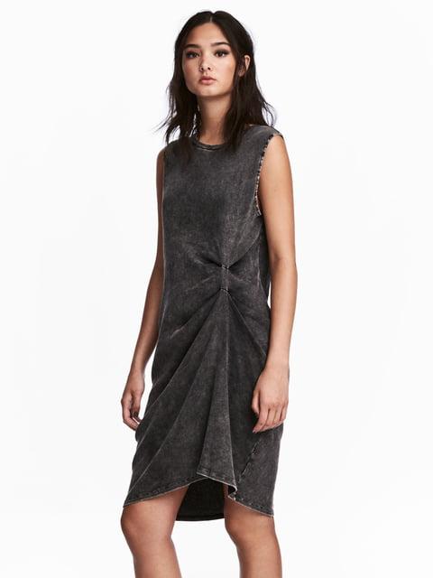 Платье черное H&M 5245272