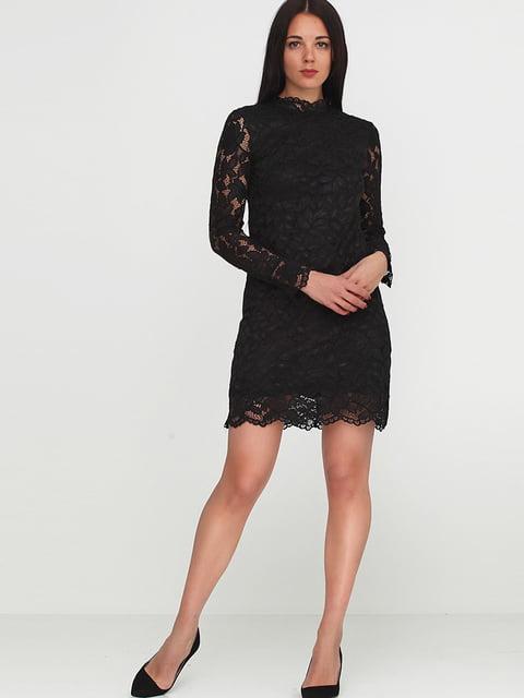 Платье черное H&M 5245279