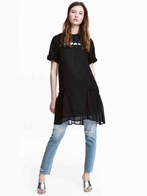 Сарафан черный H&M 5245294