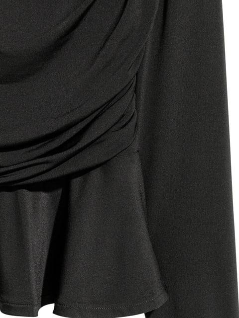 Блуза черная H&M 5245350