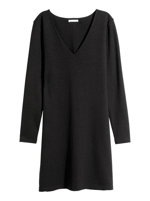 Платье черное H&M 5245351