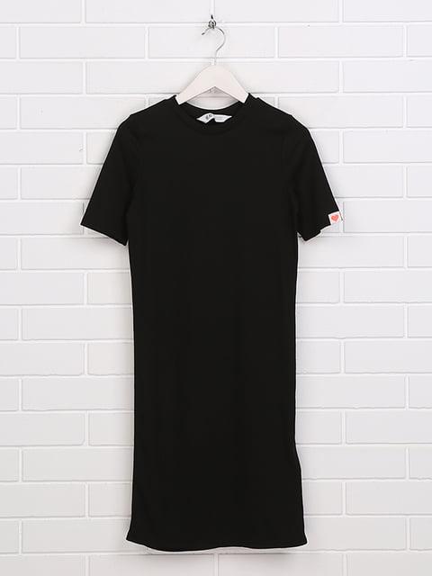 Платье черное H&M 5251380