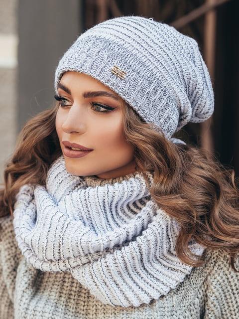 Комплект: шапка і шарф-снуд GUASH 5251665