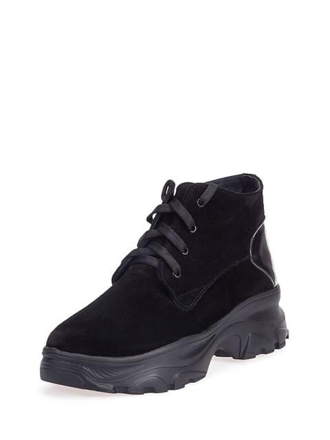 Ботинки черные Tops 5229731