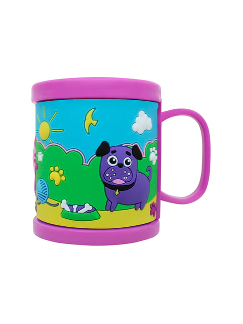 Чашка фіолетова Be Happy 5252185