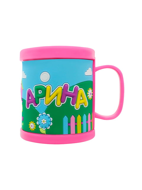 Чашка рожева Be Happy 5252193