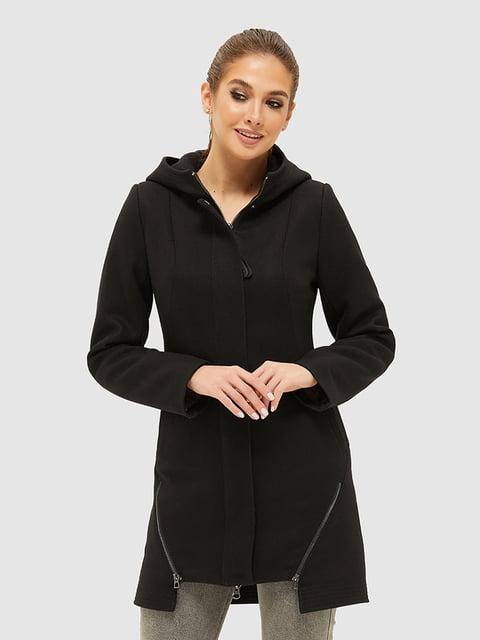 Пальто черное Mila Nova 5252571