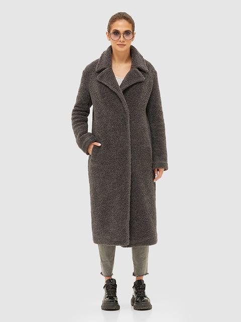 Пальто сіре Mila Nova 5252560