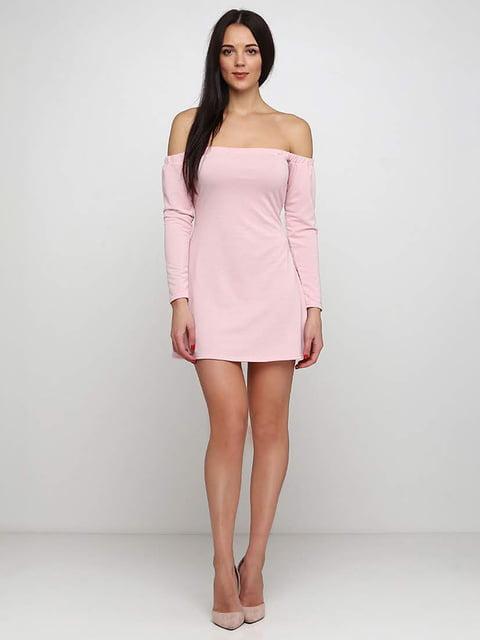 Платье розовое Podium 5253175