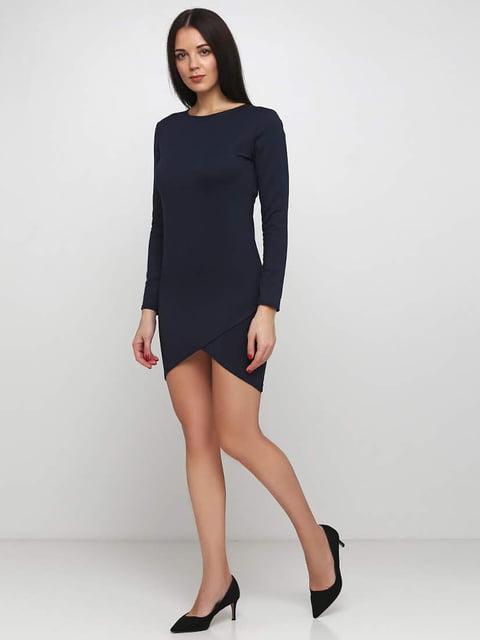 Платье синее Podium 5253188