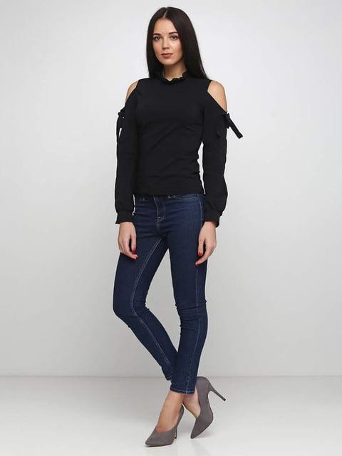 Блуза черная Podium 5253192