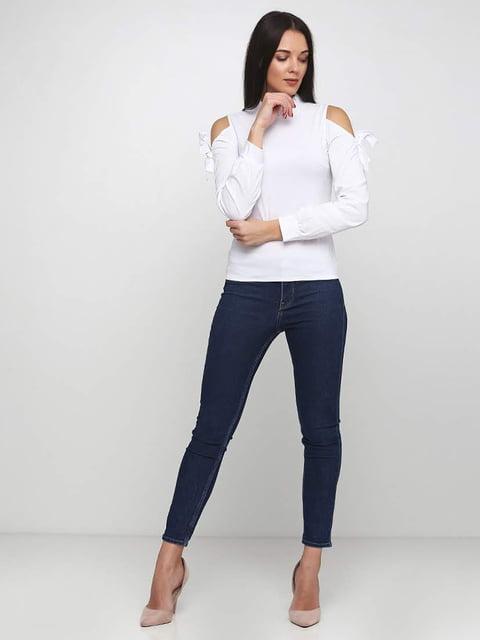 Блуза белая Podium 5253193