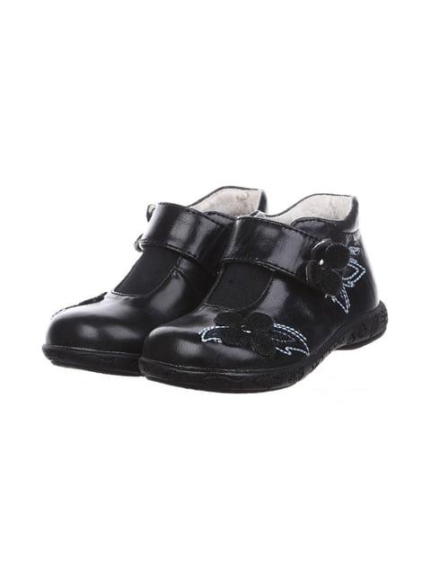 Ботинки черные Joy kids 5253227