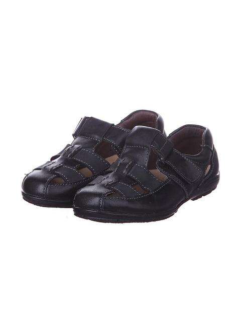 Туфлі чорні B&G Fashion 5253291
