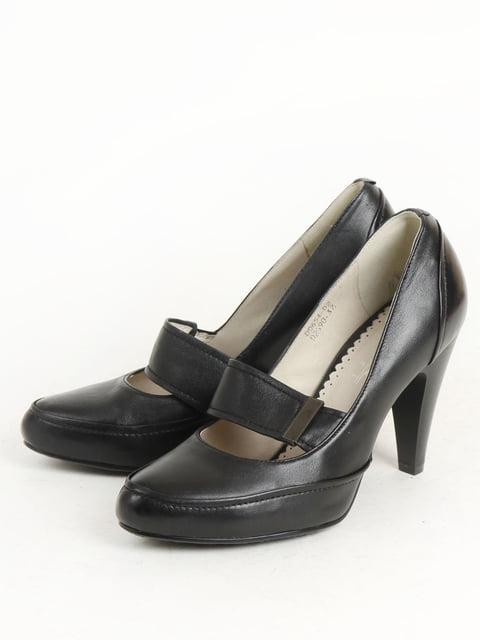 Туфлі чорні Gotti 5253329